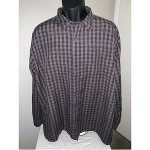 620900f59 The North Face Mens Button Down Casual Shirt 2XL